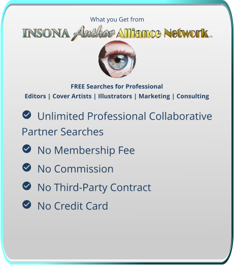 INSONA Author Alliance Network